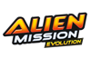 Alien Mission Evolution Game logo