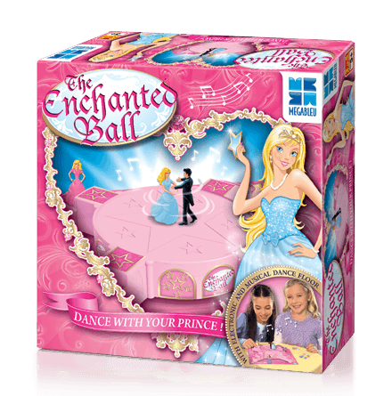 Enchanted Ball Game in a box