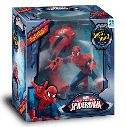 Spiderman Game in a box